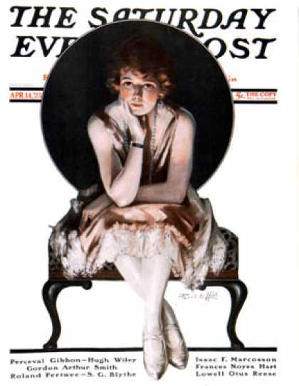 Saturday Evening Post - 1923-04-14
