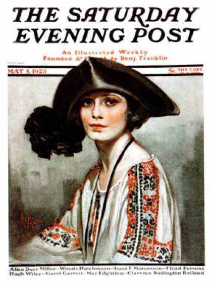 Saturday Evening Post - 1923-05-05