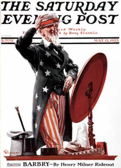 Saturday Evening Post - 1923-05-12