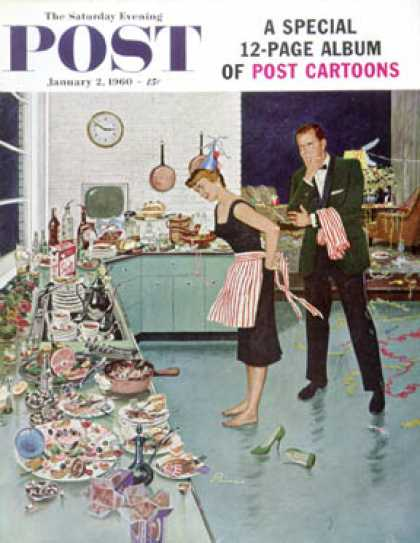 Saturday Evening Post - 1960-01-02