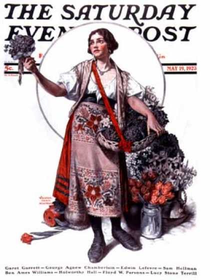 Saturday Evening Post - 1923-05-19