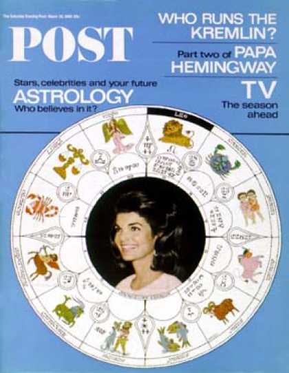 Saturday Evening Post - 1966-03-26: Jackie's Horoscope (Larry & Einsel Fried)