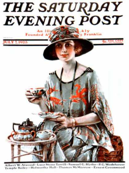 Saturday Evening Post - 1923-07-07