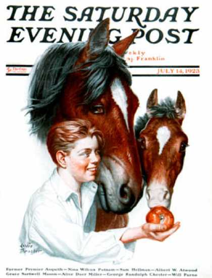 Saturday Evening Post - 1923-07-14