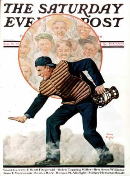 Saturday Evening Post - 1928-09-29