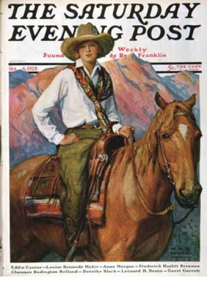Saturday Evening Post - 1928-10-06