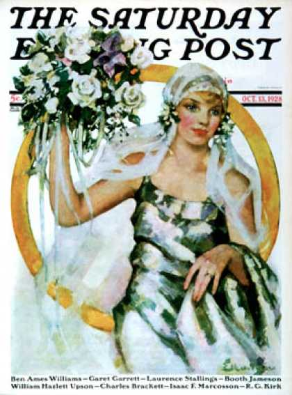 Saturday Evening Post - 1928-10-13