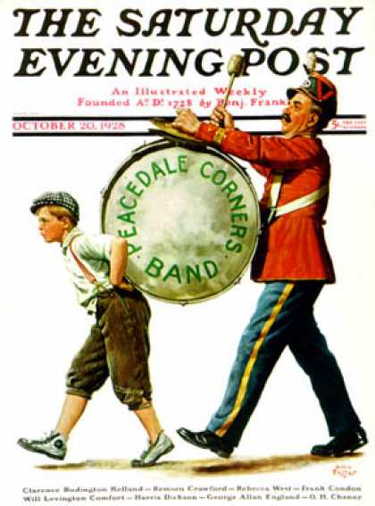 Saturday Evening Post - 1928-10-20