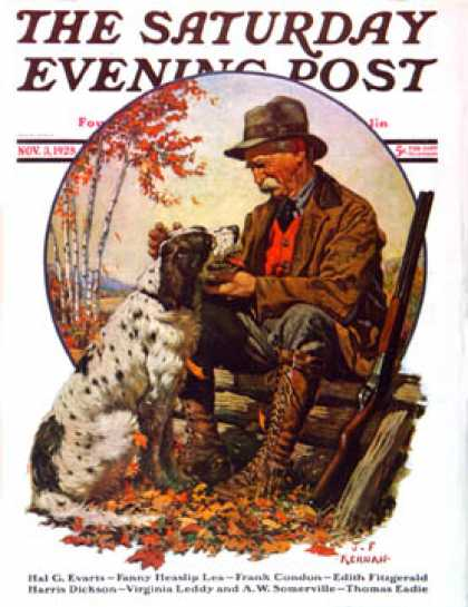 Saturday Evening Post - 1928-11-03