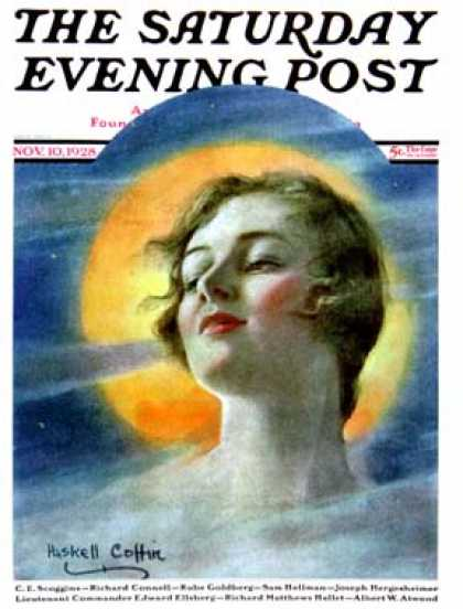 Saturday Evening Post - 1928-11-10