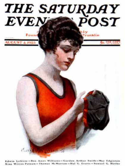 Saturday Evening Post - 1923-08-04