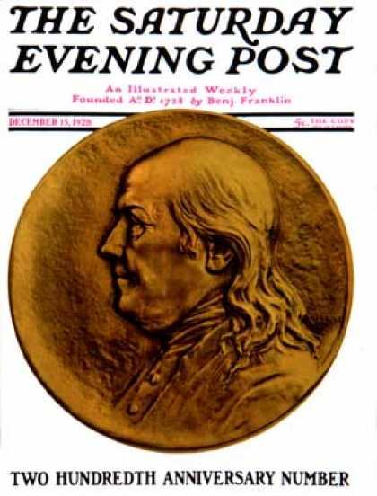 Saturday Evening Post - 1928-12-15