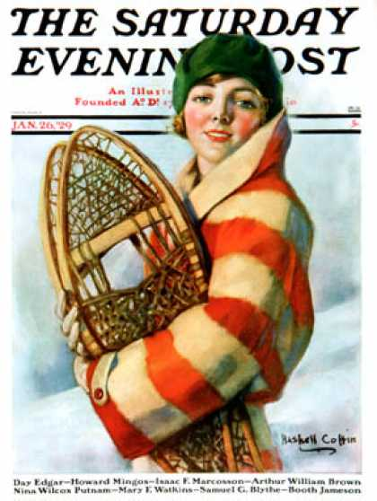 Saturday Evening Post - 1929-01-26