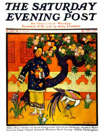 Saturday Evening Post - 1929-03-02