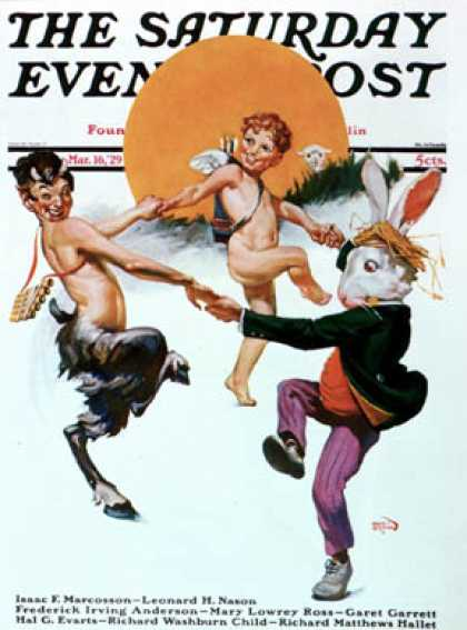 Saturday Evening Post - 1929-03-16