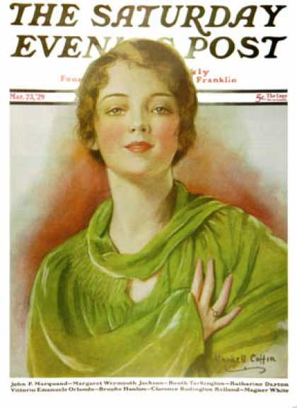 Saturday Evening Post - 1929-03-23