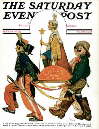 Saturday Evening Post - 1929-05-18