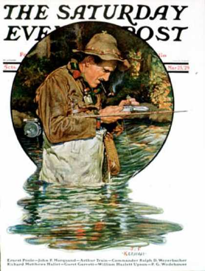 Saturday Evening Post - 1929-05-25