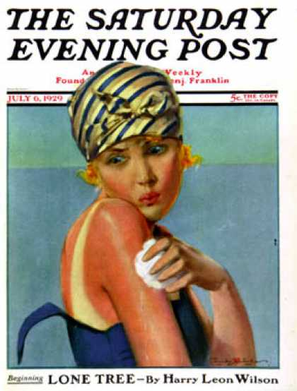 Saturday Evening Post - 1929-07-06