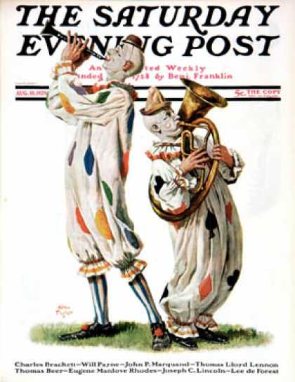 Saturday Evening Post - 1929-08-10