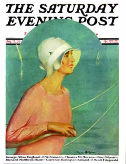 Saturday Evening Post - 1929-08-17