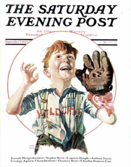 Saturday Evening Post - 1929-09-07