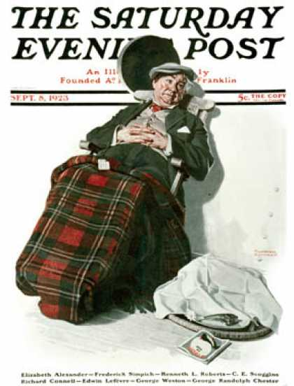 Saturday Evening Post - 1923-09-08 (Norman Rockwell)