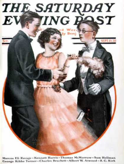 Saturday Evening Post - 1923-09-15