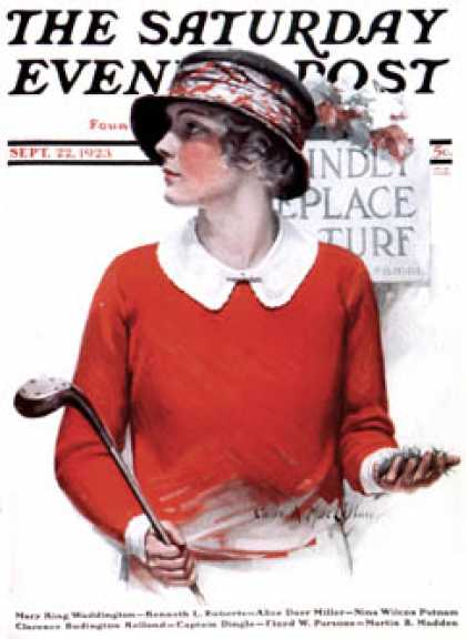 Saturday Evening Post - 1923-09-22