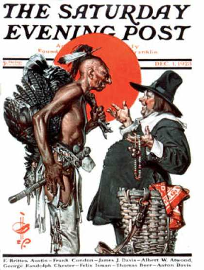 Saturday Evening Post - 1923-12-01