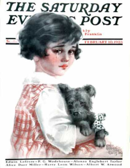 Saturday Evening Post - 1923-02-10