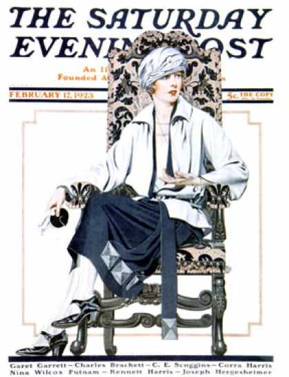 Saturday Evening Post - 1923-02-17