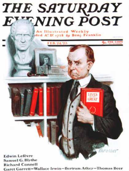Saturday Evening Post - 1923-02-24