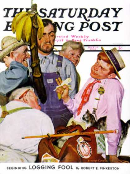 Saturday Evening Post - 1939-07-15: World's Fair Traveler (Emery Clarke)