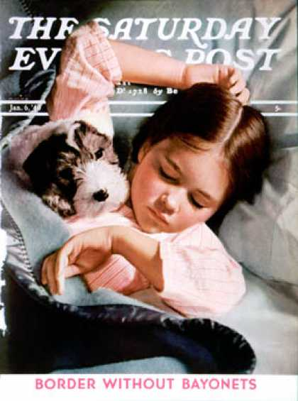 Saturday Evening Post - 1940-01-06