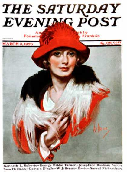 Saturday Evening Post - 1923-03-03