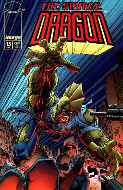 Savage Dragon 15 - Erik Larsen
