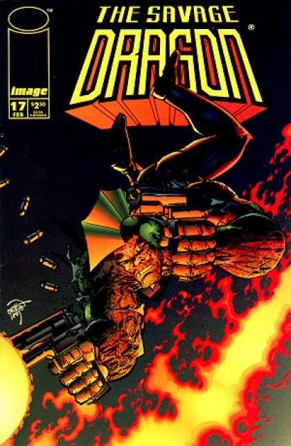 Savage Dragon 17 - Erik Larsen