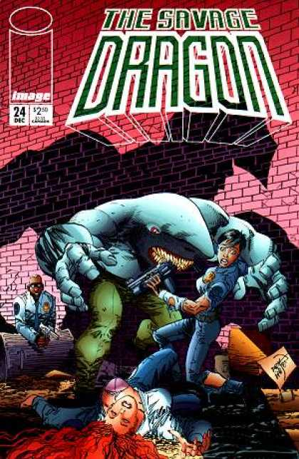 Savage Dragon 24 - Erik Larsen