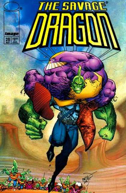 Savage Dragon 28 - Erik Larsen