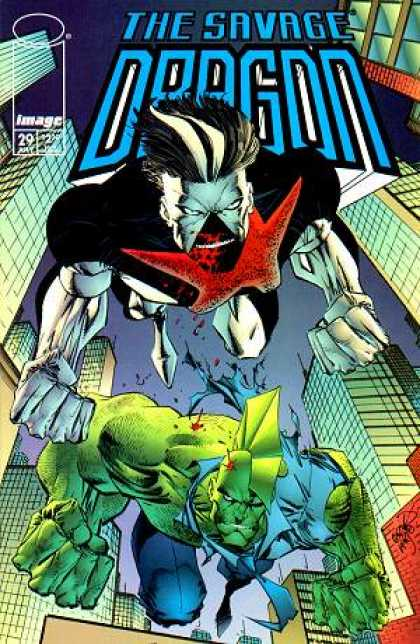 Savage Dragon 29 - Erik Larsen