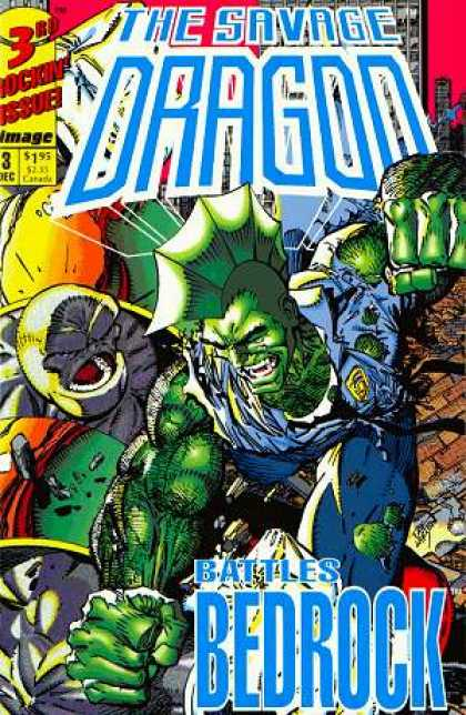 Savage Dragon 3 - Erik Larsen