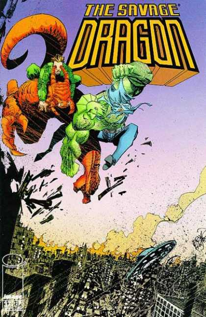 Savage Dragon 37 - Erik Larsen
