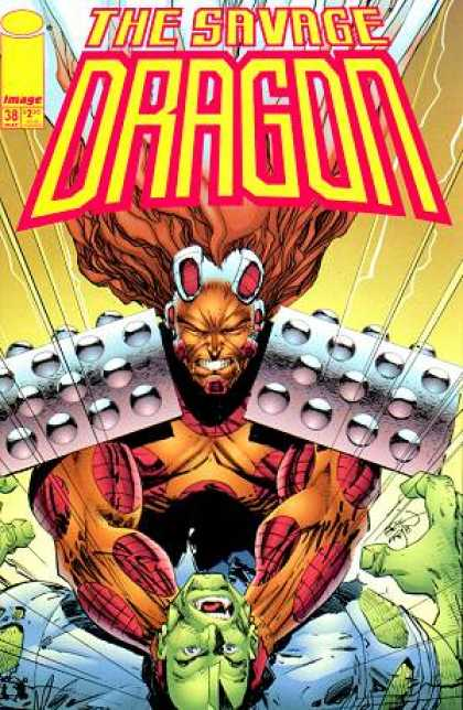 Savage Dragon 38 - Erik Larsen