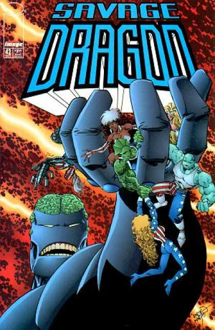 Savage Dragon 42 - Erik Larsen