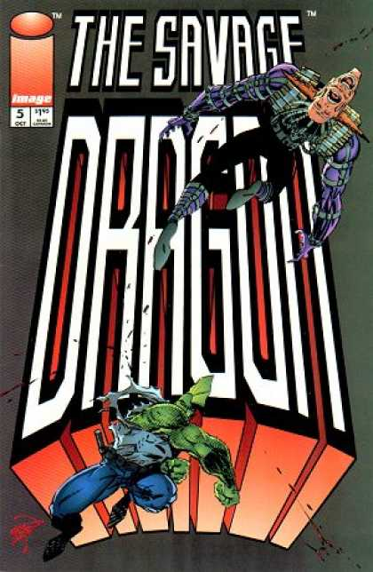 Savage Dragon 5 - Erik Larsen