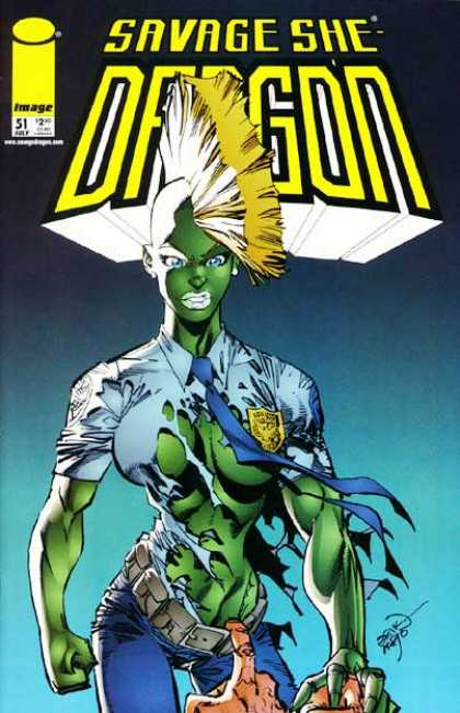 Savage Dragon 51 - Erik Larsen