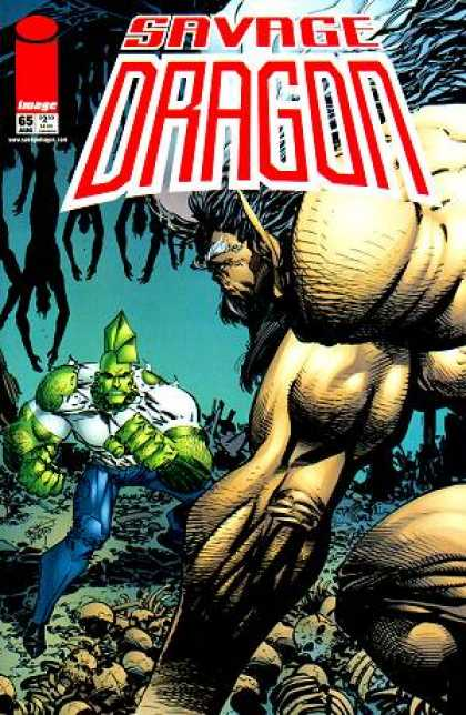 Savage Dragon 65 - Erik Larsen