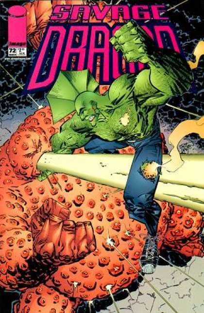 Savage Dragon 72 - Erik Larsen