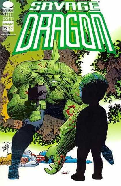 Savage Dragon 75 - Double - Sized - Issue - Image - 75 - Erik Larsen